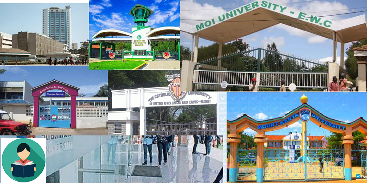 Top Ten Best Universities In Kenya 2021