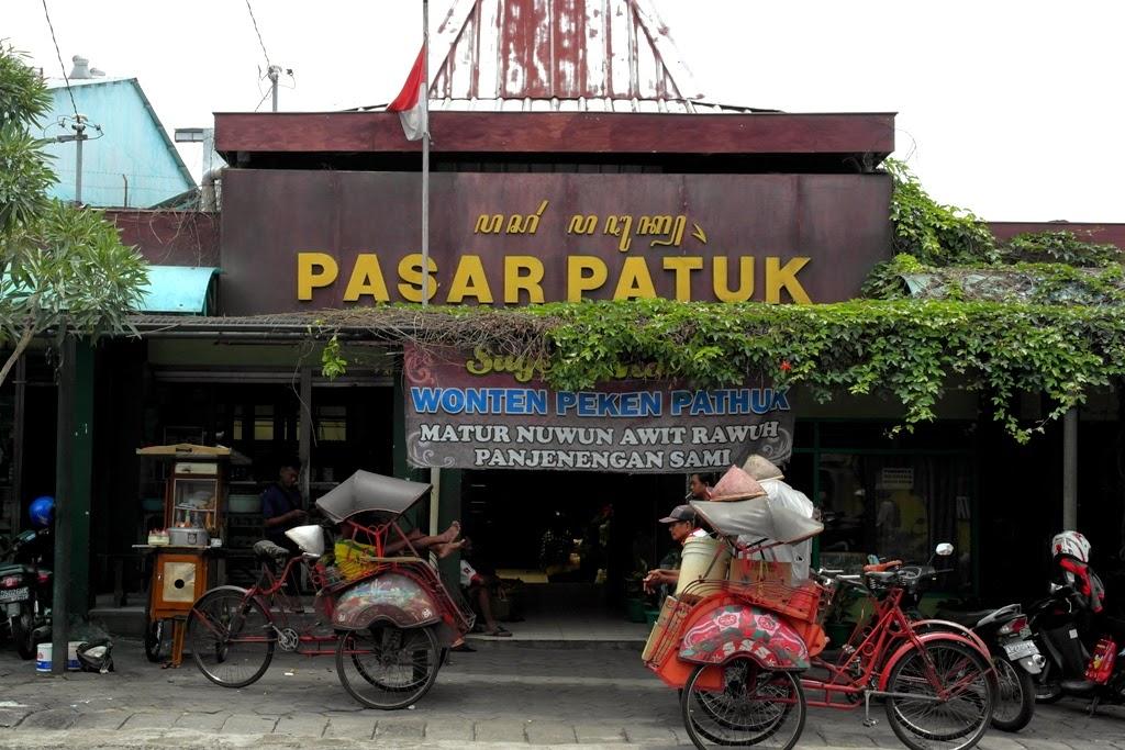 3 Pasar Jual Daging Babi di Jogja