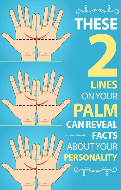 If These 2 Lines On Your Palm Match Up, It Can Reveal Facts About Your Personality