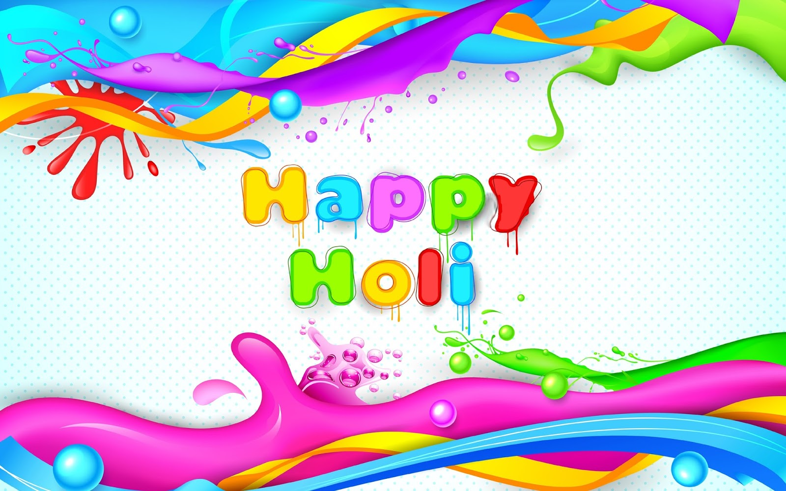 Happy Holi Image and Holi Wallpaper