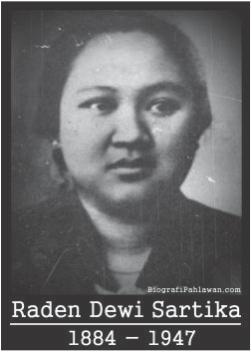 Dewi Sartika Pahlawan Nasional
