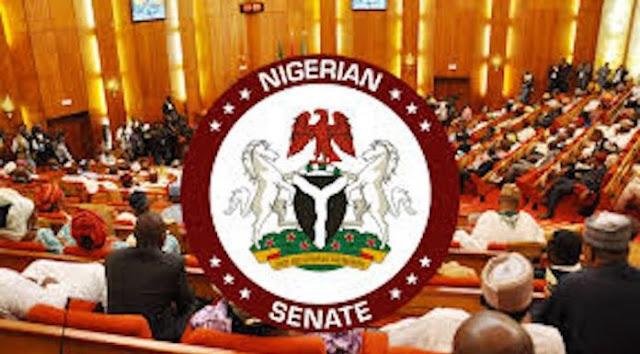 Senate Swears In New PDP Senator, Ibrahim Danbaba