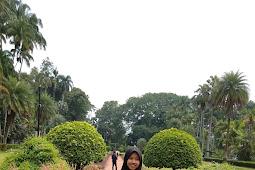 Liburan ke Kebun Raya Bogor Sebelum Pulang Kampung