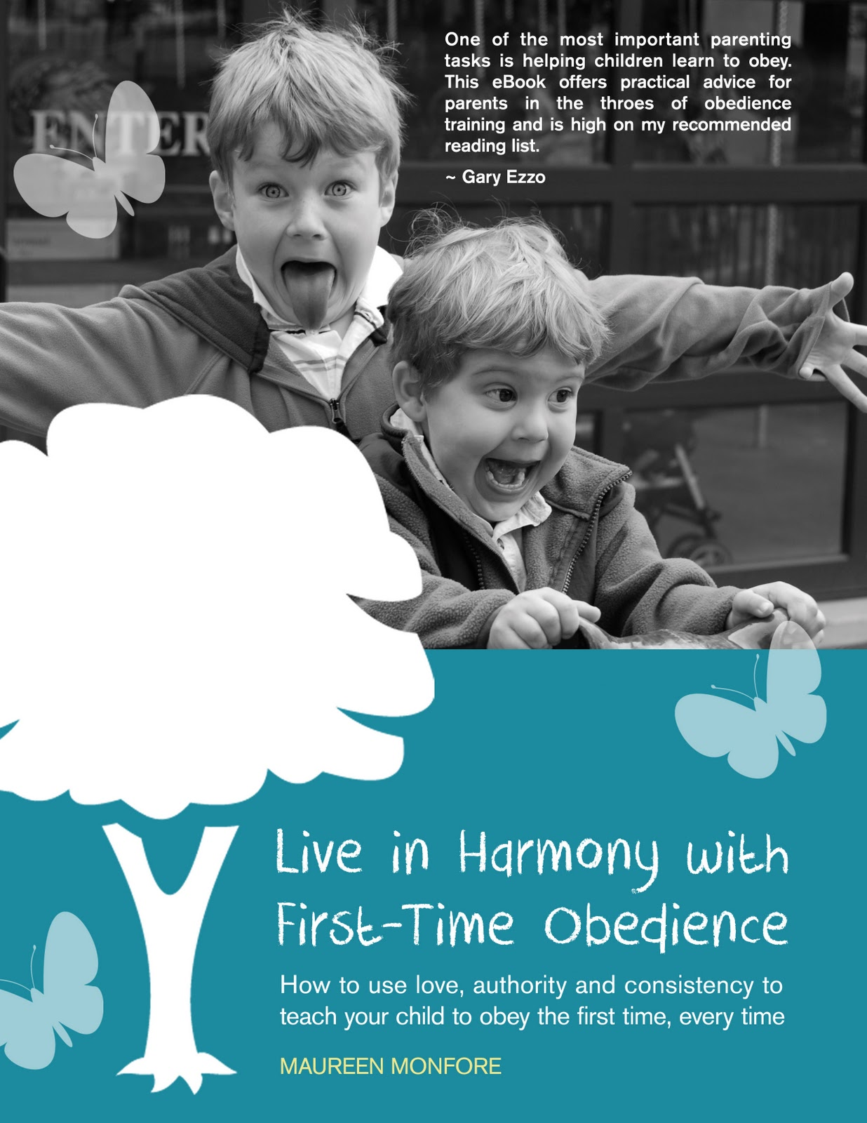 Teaching Obedience to a Child with Special Needs