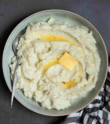 Always Perfect Cauliflower Mash Recipe
