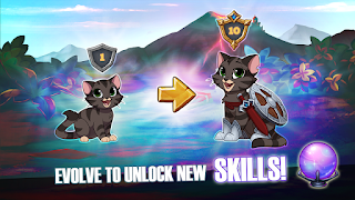 Castle Cats Mod Apk v1.5.5 (Unlimited Money)