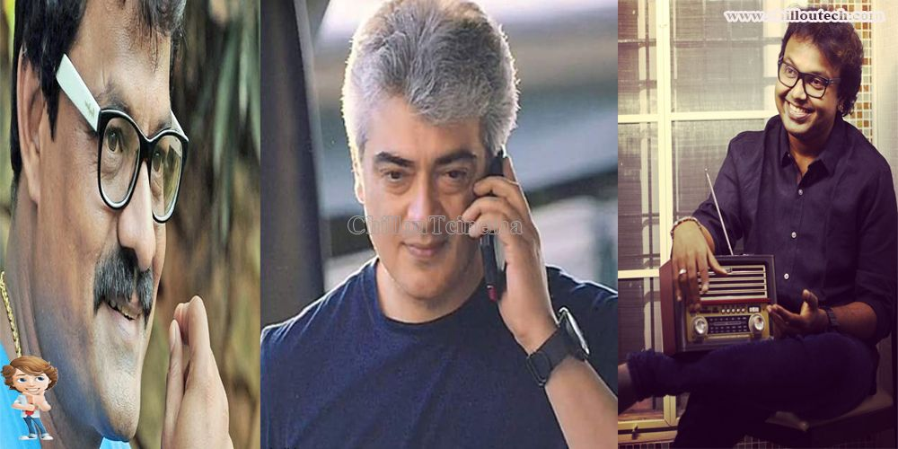Viswasam ready to start  Imman completed two songs  Another talented actor joins
