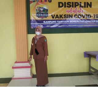 Berangkat Dari Guru RA Hingga Menjadi Kades, Berharap Perubahan Untuk Warga Desa Brambang Diwek Jombang.