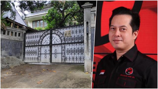 Rumah yang Digeledah KPK Terkait Korupsi Bansos Diduga Milik Keluarga Politisi PDIP Ihsan Yunus