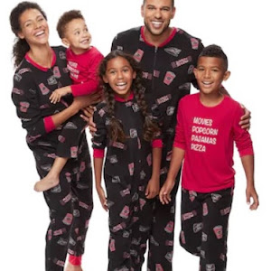 matching family pajamas a complet