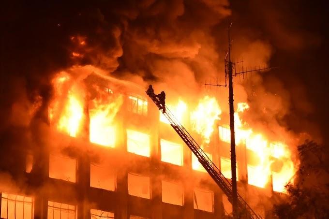 Relatório aponta prováveis falhas que levaram ao incêndio na SSP, à morte de dois bombeiros e prejuízo de milhões de reais