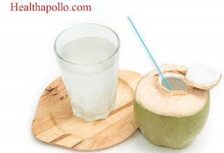 नारियल पानी अपच और गैस के लिए