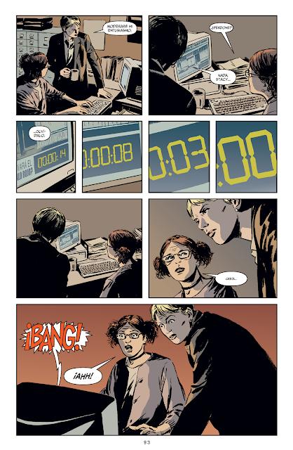 """buy online d7fe1 3a093 En estos números, aparece como apertura una historieta corta protagonizada  por Stacy, la encarga de encender la """"Bat-Señal"""", que cuenta que tiene  fantasías ..."""
