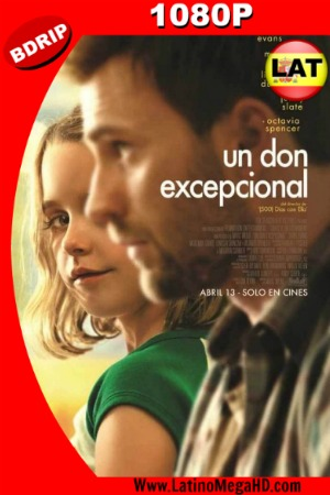 Un Don Excepcional (2017) Latino HD BDRIP 1080P ()