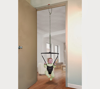 Baby-on-Original-Jolly-Jumper-attached-on-Door-Frame