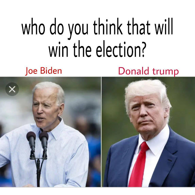 Who will win Joe Biden or Donald Trump? Exciting statements for Trump !!