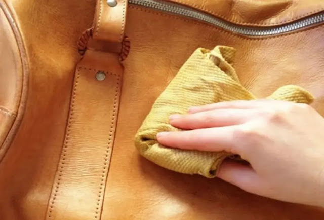 5- Store your leather bag properly