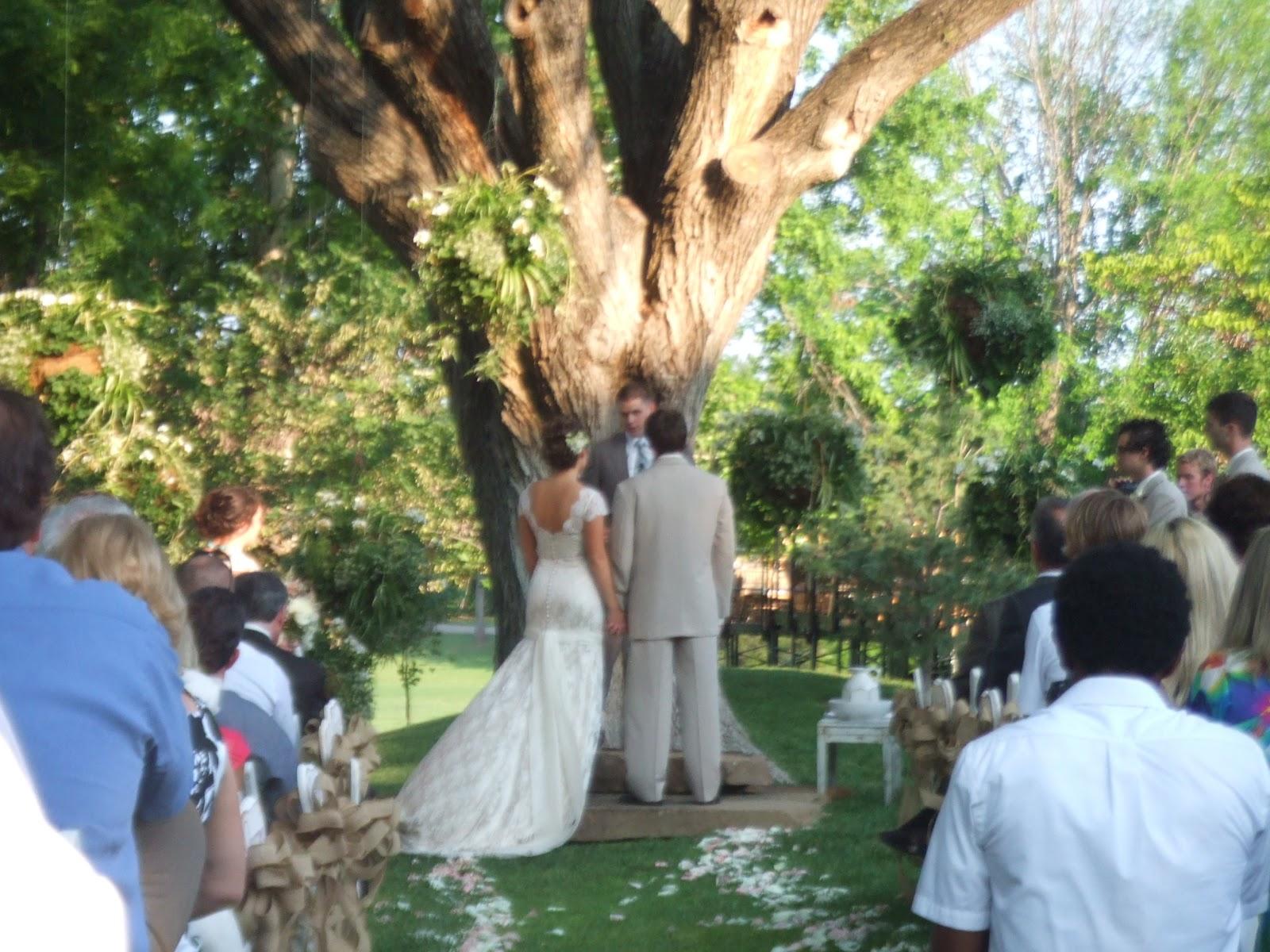 Wawawaughs : ONE OF THE MOST BEAUTIFUL BACKYARD WEDDINGS...