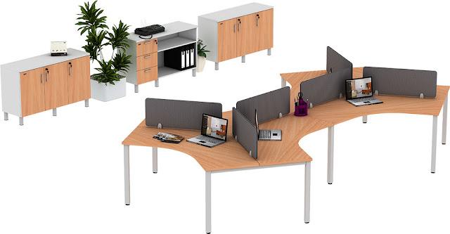 Referensi Model Meja Kantor