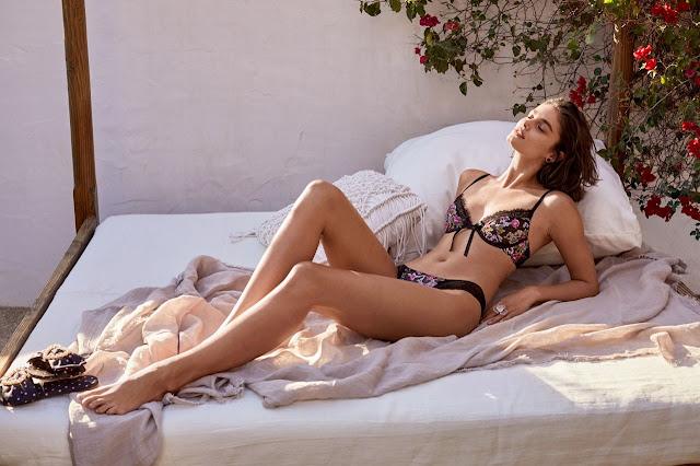 Taylor Hill - Victoria Secret Valentines Day Campaign 2021
