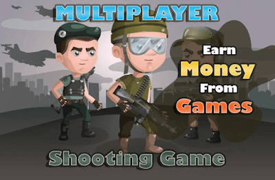 Money Making Multiplayer Android Or IOS Shooting Game