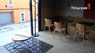 Авторская мебель юноши из Тулы стала главным украшением городских кафе