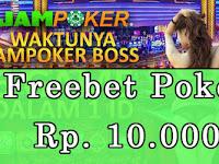 JAMPOKER - freebet poker rp 10k tanpa deposit