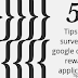 Google opinion reward apk - 5 tips to get unlimited surveys for free