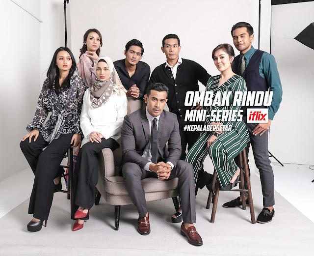 Drama Ombak Rindu mini series