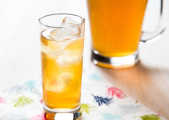 Arnold Palmer Iced Tea #drinks #icedtea