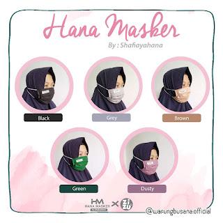 Hana Masker