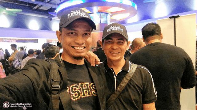 Kamil Salleh, blogger Malaysia,