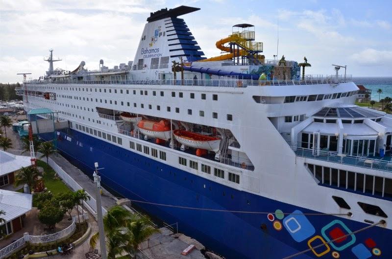 """""""Bahamas cruise ship accident!"""""""