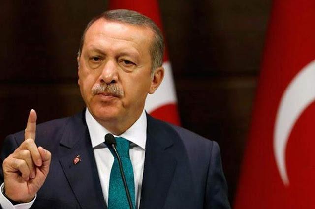 Ερντογάν: Δεν θα υποχωρήσουμε στο θέμα της Συμφωνίας με τη Λιβύη