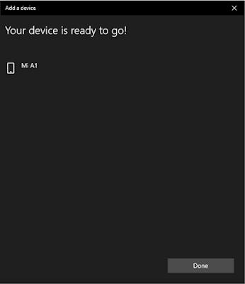Cara Menerima dan Mengirim File dengan Bluetooth di Laptop