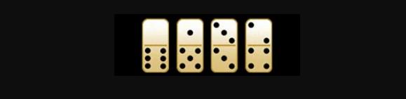 Berikut Urutan kartu Dalam Permainan Domino99 Online