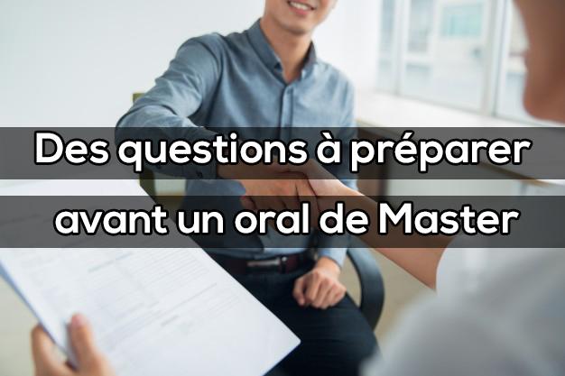Entretien Oral : Comment pourrait-on le réussir?