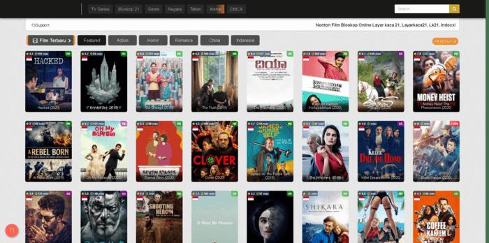 Situs Online Film Terbaru [Pengganti IndoXX1] 2020