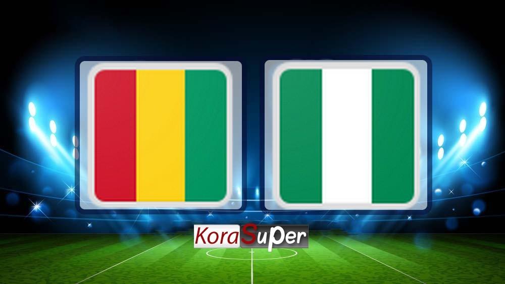 بث مباشر اليوم مشاهدة نيجيريا وغينيا 26-06-2019 الأربعاء