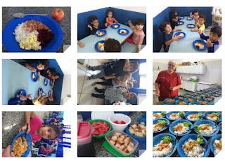 Merenda escolar proporciona aos alunos cardápio variado e rico em nutrientes em Jacupiranga