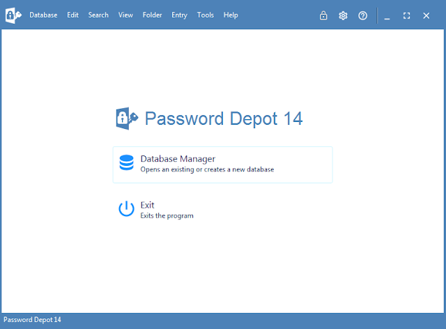 Screenshot Password Depot 14.0.4 Full Version