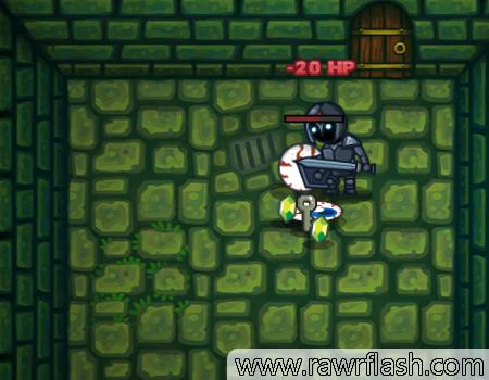 Jogo Swords and Souls crie seu guerreiro em um rpg por turno