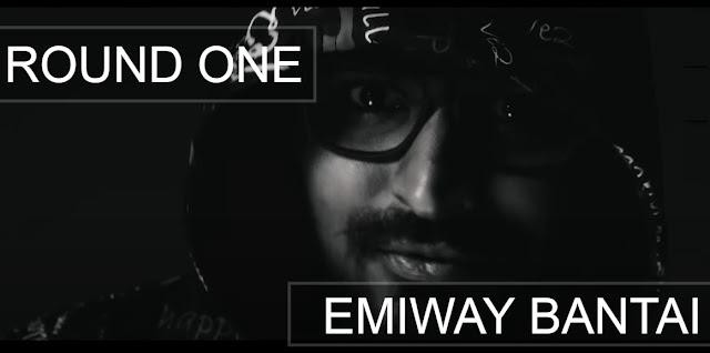 Round One Lyrics In English :- Emiway Bantai