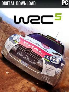 WRC 5 FIA pc full español por mega