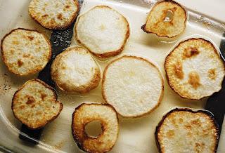 Burgers du potager