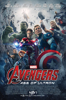 Avengers Age of Ultron 2015 Dual Audio ORG 1080p BluRay