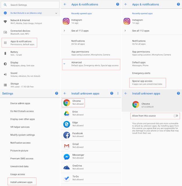 How To Sideload Apps On Android: Install Apps Outside Google Play