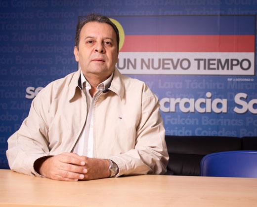 """Torrealba: """"Timoteo Zambrano no está execrado de la MUD"""" (+Videos)"""
