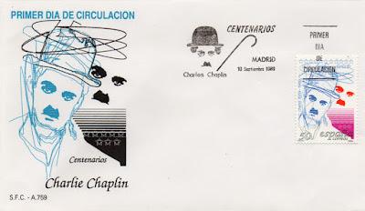 Sobre sobre el centenario del nacimiento de Charles Chaplin