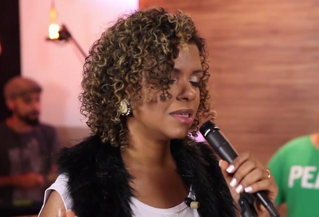 """Nívea Soares apresenta vídeo da música """"Não Seremos Abalados"""""""